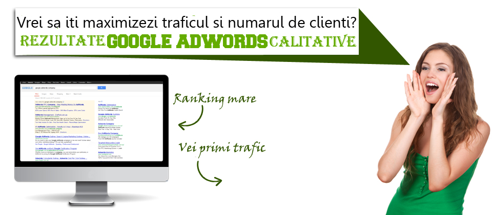 Despre Campanii Google Adwords Despre Campanii Google Adwords banner google adwords